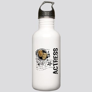 Actress Alchemy Collage Stainless Water Bottle 1.0