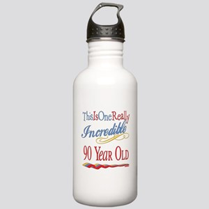 Incredible At 90 Stainless Water Bottle 1.0L