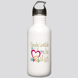 Lovable 103rd Stainless Water Bottle 1.0L