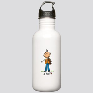 I Hunt Stainless Water Bottle 1.0L