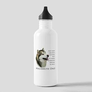 Malamute Stainless Water Bottle 1.0L