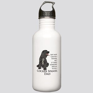 Cocker Spaniel Dad Stainless Water Bottle 1.0L