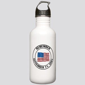 9 11 Stainless Water Bottle 1.0L