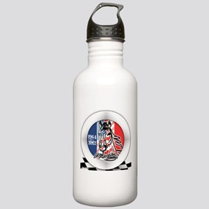 Mustang Plain Horse Stainless Water Bottle 1.0L