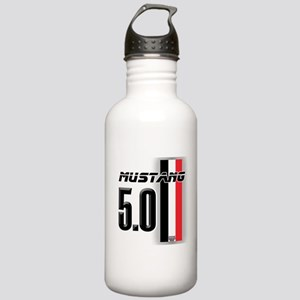 Mustang 5.0 BWR Stainless Water Bottle 1.0L