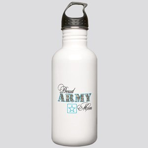 Proud Army Mom Stainless Water Bottle 1.0L