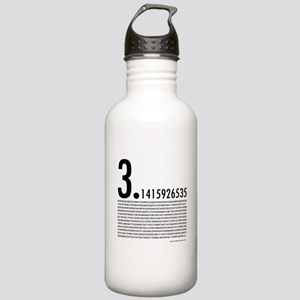 1,001 Pieces of Pi Stainless Water Bottle 1.0L