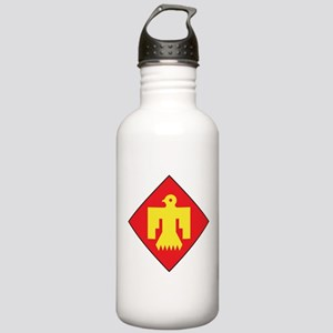 45th Infantry Stainless Water Bottle 1.0L
