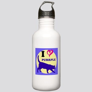 Purrple Stainless Water Bottle 1.0L