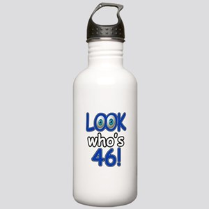 Look who's 46 Stainless Water Bottle 1.0L