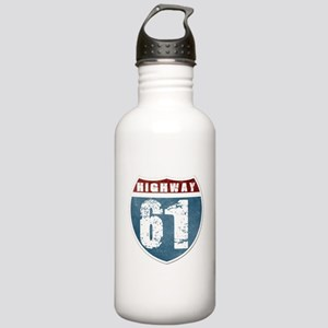 Highway 61 Stainless Water Bottle 1.0L