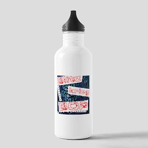Blitzkrieg Bop Stainless Water Bottle 1.0L