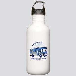 RVinggreat Stainless Water Bottle 1.0L
