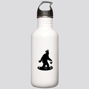 Easter Squatchin Water Bottle