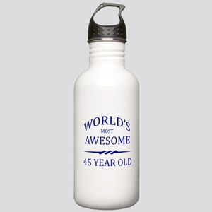 World's Most Awesome 50 Year Old Stainless Water B