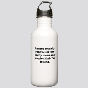 Just Really Mean Water Bottle