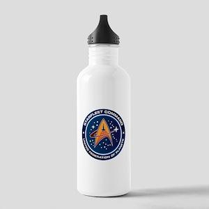 Star Trek Federation Of Planets Water Bottle