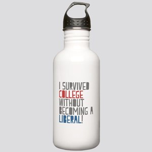 Isurvived Water Bottle