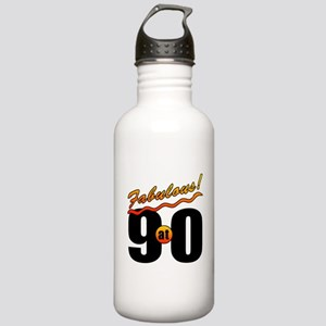 Fabulous At 90 Stainless Water Bottle 1.0L