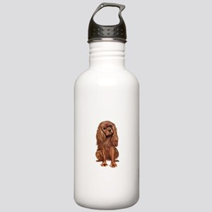 Ruby Cavalier 1 Stainless Water Bottle 1.0L