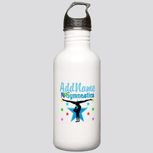 GYMNAST POWER Stainless Water Bottle 1.0L