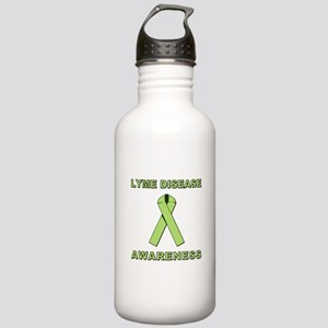 LYME DISEASE AWARENESS Stainless Water Bottle 1.0L