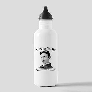 Tesla: Religion Stainless Water Bottle 1.0L