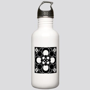 Art Deco Dots Stainless Water Bottle 1.0L
