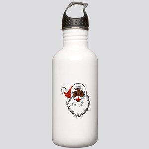 sequin African santa c Stainless Water Bottle 1.0L