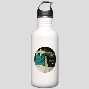 Young Pilot Stainless Water Bottle 1.0L