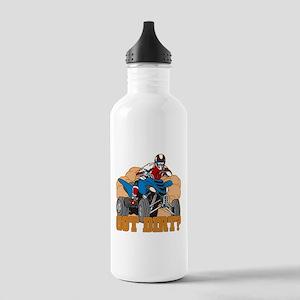 Got Dirt ATV Stainless Water Bottle 1.0L