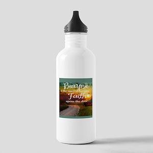 prayer Stainless Water Bottle 1.0L