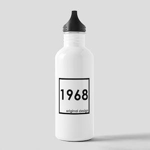 1968 birthday original Stainless Water Bottle 1.0L