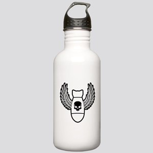 Winged bomb Stainless Water Bottle 1.0L