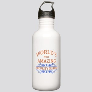 Security Guard Stainless Water Bottle 1.0L