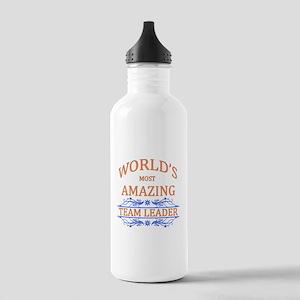 Team Leader Stainless Water Bottle 1.0L