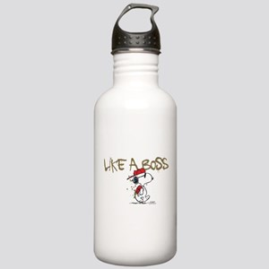 Peanuts Snoopy Like A Stainless Water Bottle 1.0L