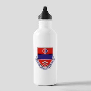 116th Field Artillery Stainless Water Bottle 1.0L