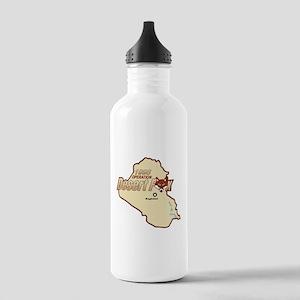 desert_fox Stainless Water Bottle 1.0L