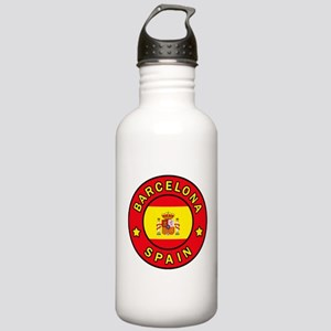 Barcelona Spain Stainless Water Bottle 1.0L