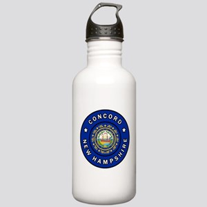 Concord New Hampshire Stainless Water Bottle 1.0L