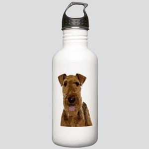 Airedale Painted Stainless Water Bottle 1.0L