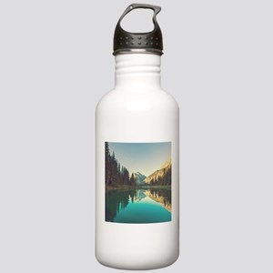 Glacier National Park Water Bottle