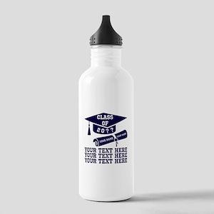 Class of 20?? Water Bottle