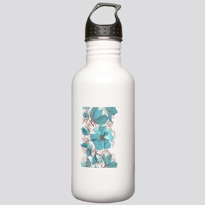 Pretty Floral Water Bottle