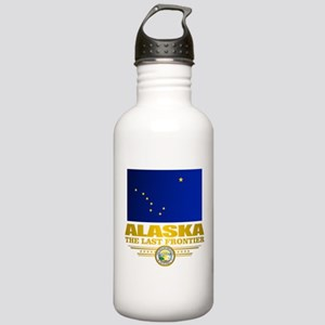 Alaska Pride Water Bottle