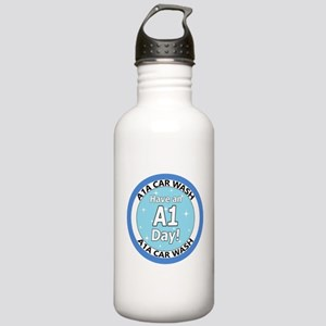 'Have an A1 Day!' Stainless Water Bottle 1.0L