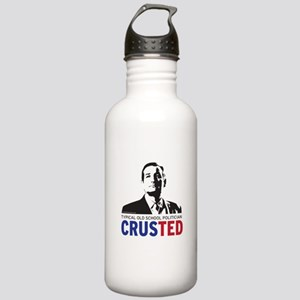 Crusted Water Bottle