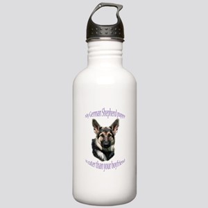 My Shepherd is cuter than you Stainless Water Bott