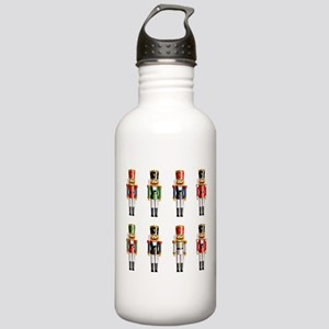 Nutty Nutcracker Toys Stainless Water Bottle 1.0l